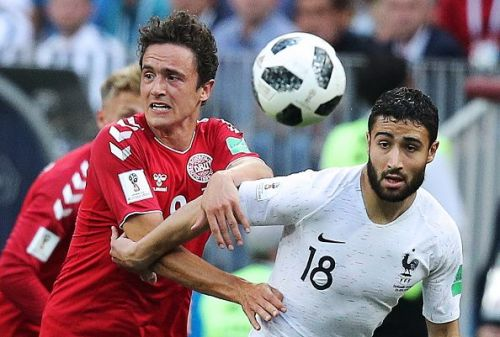 2018 FIFA World Cup Group Stage: Denmark 0 - 0 France