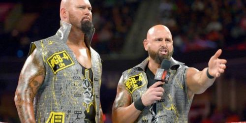 Gallows and Anderson should split immediately