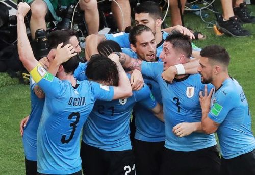 2018 FIFA World Cup Group Stage: Uruguay 3 - 0 Russia