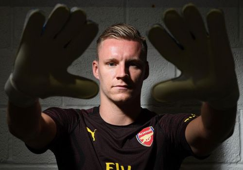 Arsenal Unveil New Signing Bernd Leno