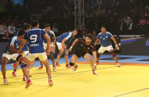 Both the Indian defence and the attack worked well against Iran.