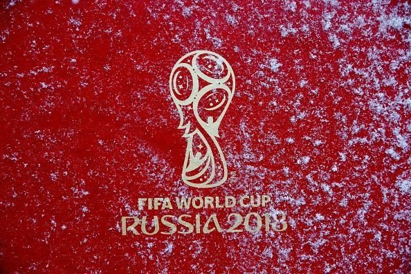 2018 FIFA World Cup Russia Final Draw