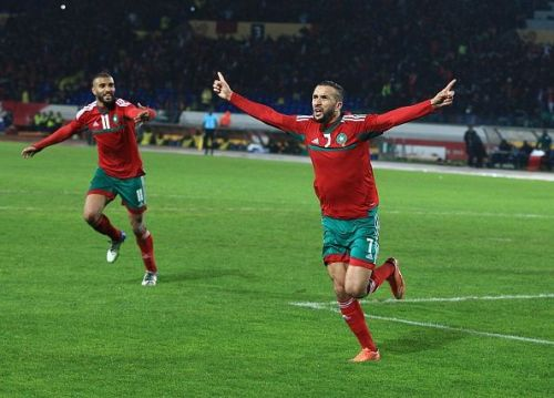 CHAN 2018 Final - Morocco vs Nigeria