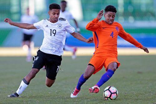 U16 Netherlands v U16 Germany - UEFA Development Tournament