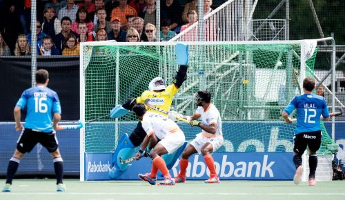 FIH Champions Trophy 2018 : Defenders save the day for INDIA