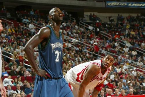 The likes of Tracy McGrady, Kevin Garnett and LeBron James are prominent among those who starred for several years in the league