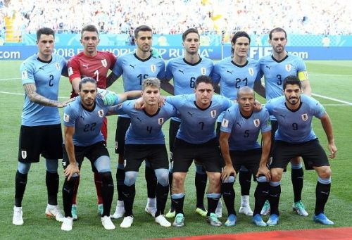 2018 FIFA World Cup Group Stage: Uruguay 1 - 0 Saudi Arabia