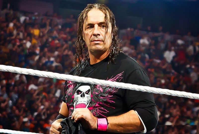 Bret Hart knew how to tell a story in the ring