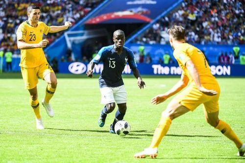 France v Australia - 2018 FIFA World Cup Russia