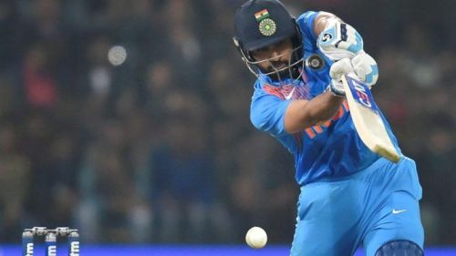 Rohit Sharma's record in ODI is exceptional