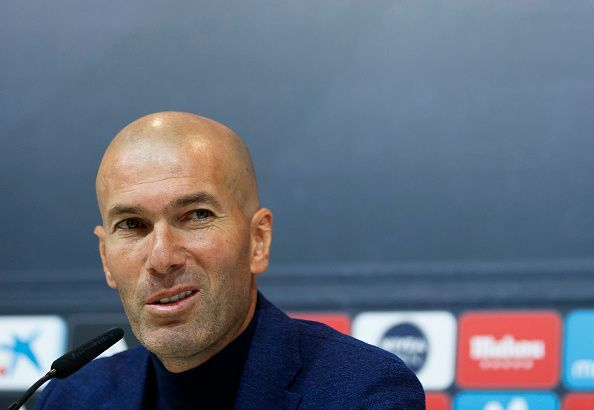 Zinedine Zidane Steps Down as Manager of Real Madrid