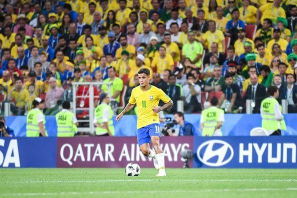 Serbia v Brazil - FIFA World Cup 2018