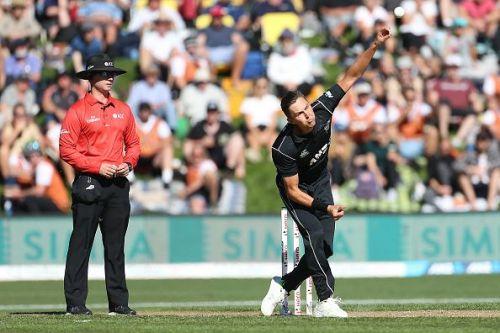 New Zealand v England - 4th ODI