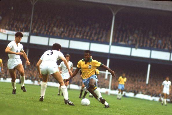 World Cup 1966: Brazil V Bulgaria