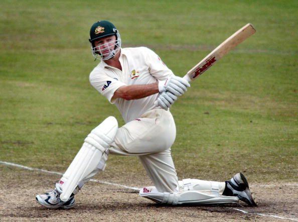 Retiring Australian Cricket captain Stev