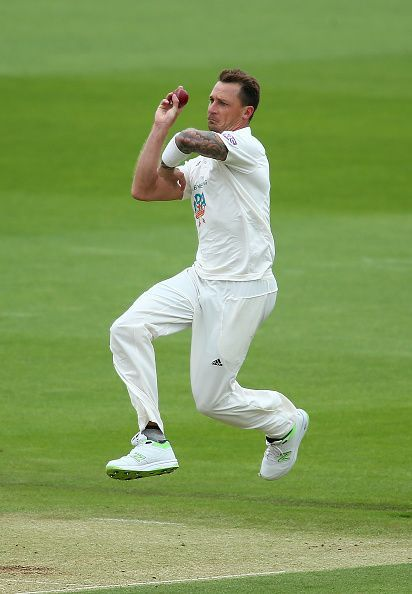 Hampshire v Surrey - Specsavers County Championship: Division One