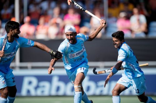 FIH Champions Trophy 2018 : Argentina shock Australia, India make it to the finals