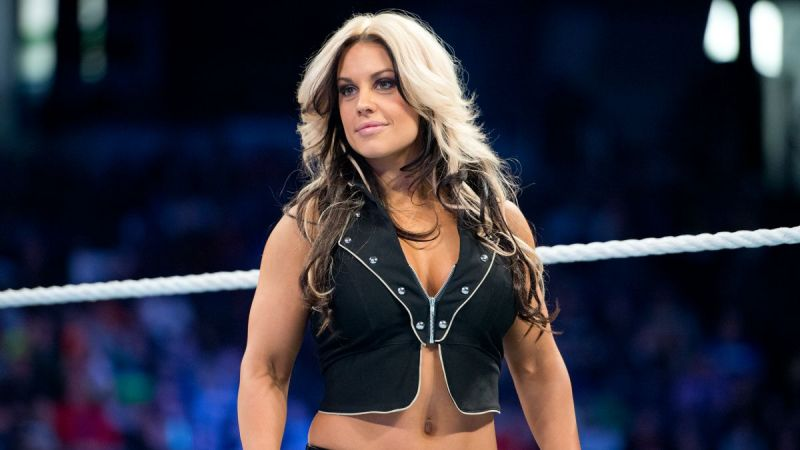 Kaitlyn seems primed to make a WWE comeback