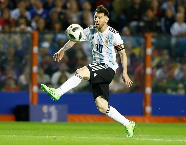 World Cup 2018  Ranking Lionel Messi s 5 goals in the World Cup 134ca962eeeeb