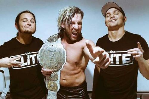 Could we see these three men take WWE by storm someday?