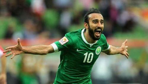 Al Sahlawi - Saudi Arabia's leading goalscorer in the qualifiers