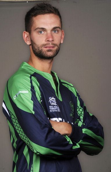 Ireland Headshots - ICC World Twenty20 Bangladesh 2014