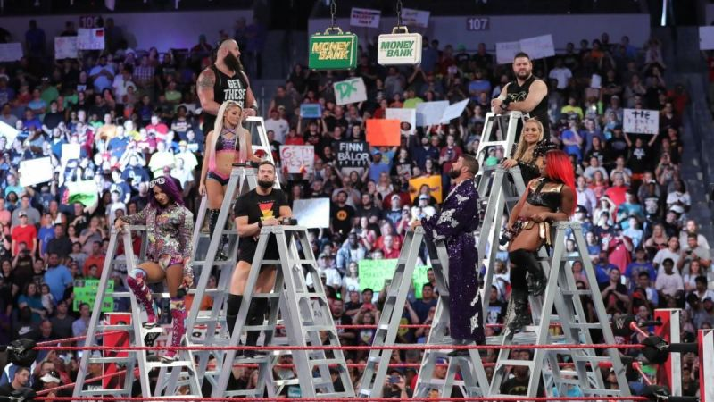 WWE News: Early bettings odds for MITB suggest multiple title changes?