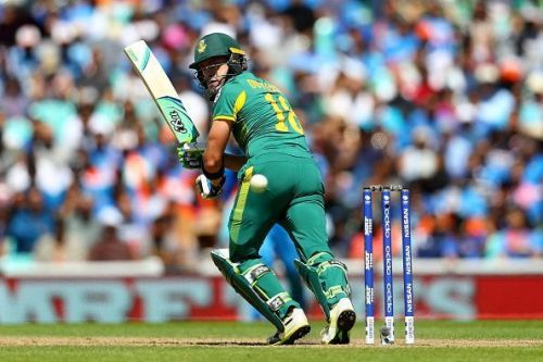 Du Plessis left no stone unturned that day scoring 133 off 115 balls