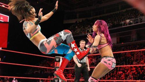 Bayley finally snapped and attacked Sasha on Raw, turning Heel