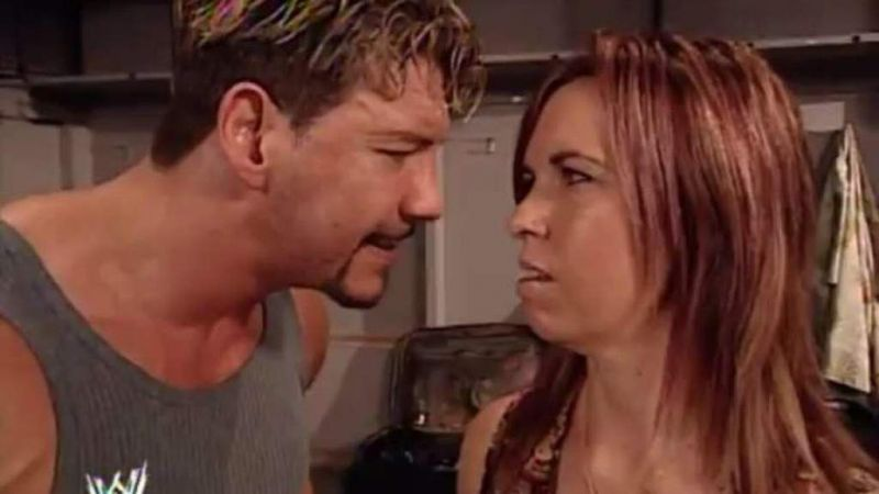 Vickie Guerrero wants her husband to be imortanlised by WWE.