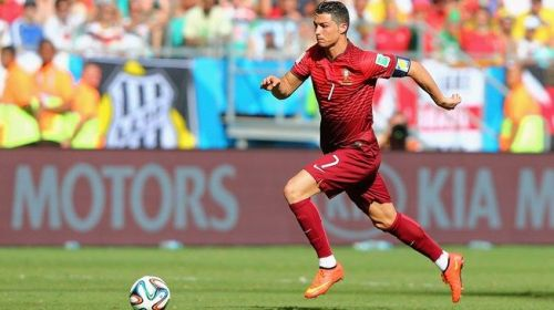 Portugal's best ever player Cristiano Ronaldo will look to light up the FIFA World Cup 2018