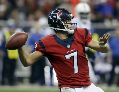 Image result for keenum texans