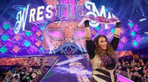 Nia Jax is not like other Champions