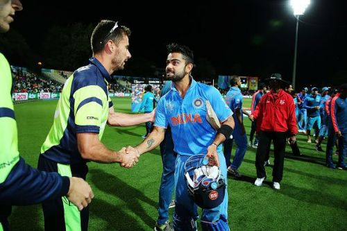 India will be playing their 100th T20I at Malahide