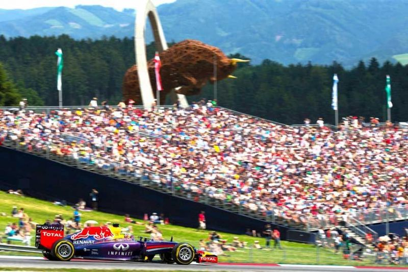 F1 Austrian GP: Top 5 Crashes at Red Bull Ring