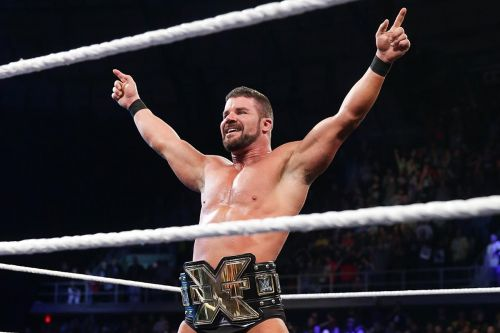 Bobby Roode is a former NXT Champion