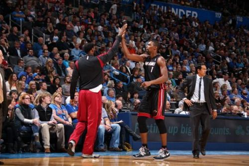 Miami Heat v Oklahoma City Thunder