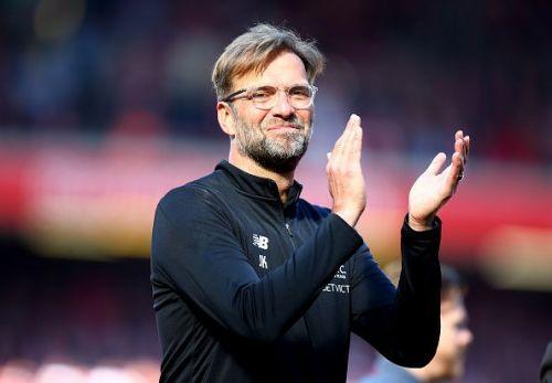 Liverpool v Brighton and Hove Albion - Premier League - Anfield