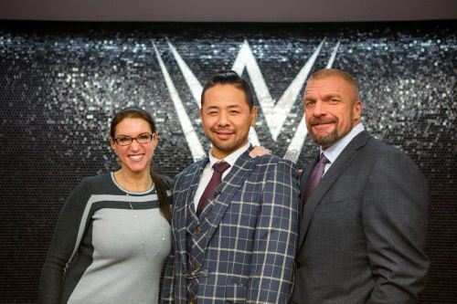 Shinsuke Nakamura is considered to be one of the top Superstars in WWE today