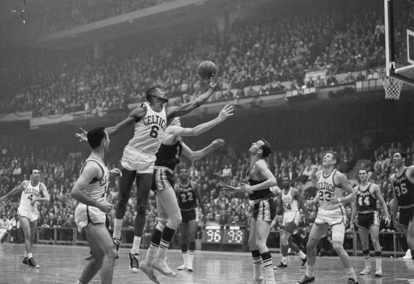 Bill Russell For The Block