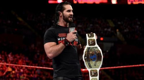 Seth Rollins was an awesome Intercontinental Champion