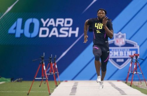 NFL Combine - Day 4