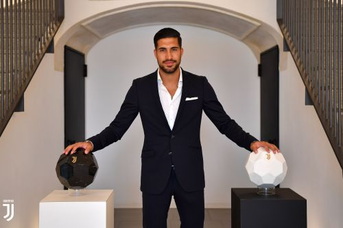 Emre Can is the latest star to join Juventus on a free transfer