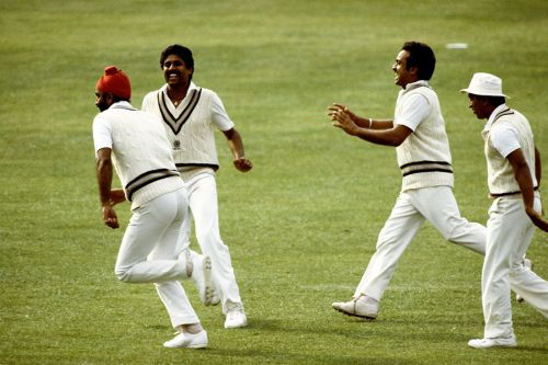A defining moment in India's 1983 campaign.