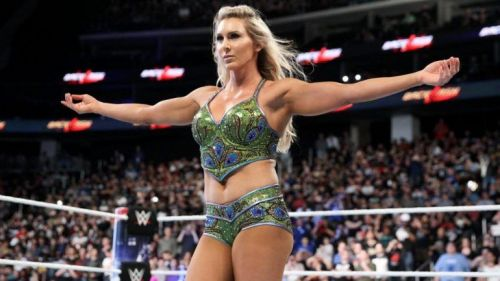 Charlotte Flair is currently recovering from surgery