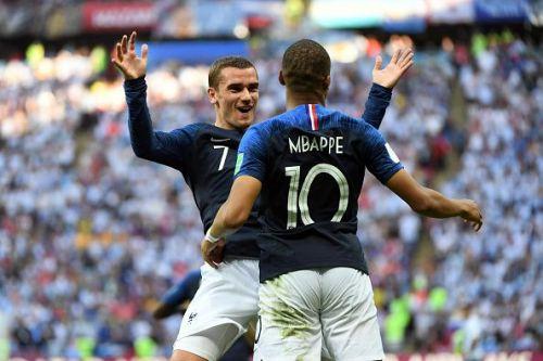 France v Argentina - FIFA World Cup 2018