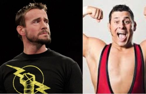 CM Punk and Colt Cabana have been close friends for many years