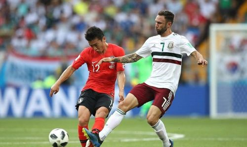 Mexico's defense wasn't as obstinate today