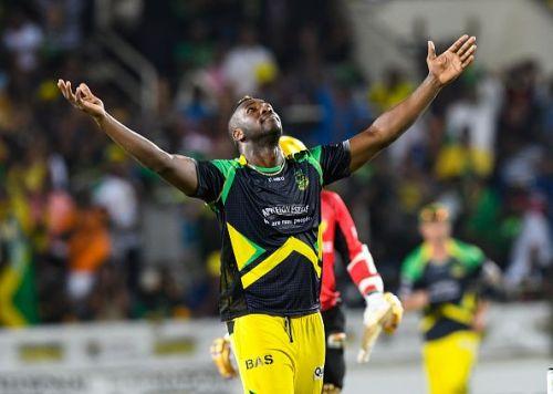 Jamaica Tallawahs v Trinbago Knight Riders - Hero Caribbean Premier League (CPL)  Match 19