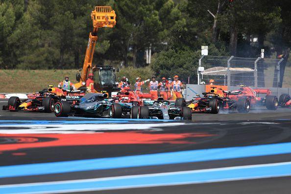 2018 French Formula One Grand Prix Race Day Jun 24th
